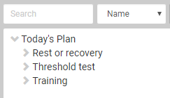 Workouts - TrainingPeaks and Today's Plan (video included